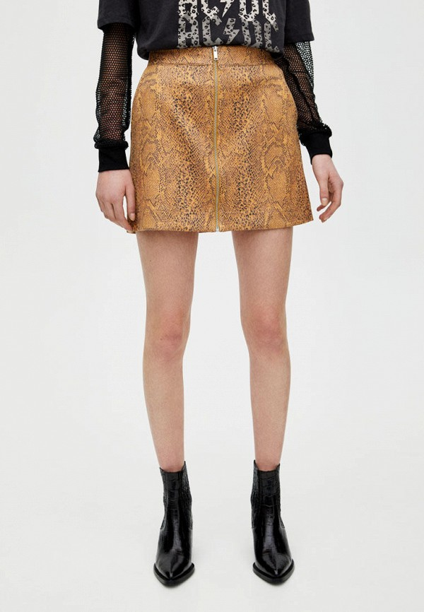 Прямые юбки Pull&Bear