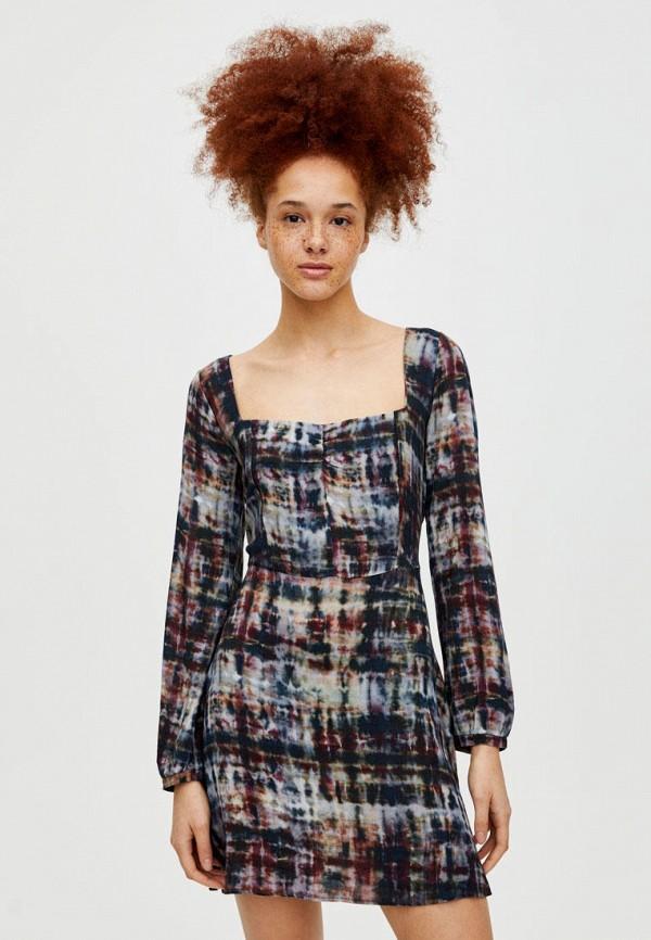 Фото - Платье Pull&Bear Pull&Bear IX001XW004SV удочка зимняя swd ice bear 60 см