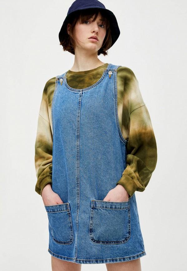 Джинсовые платья Pull&Bear