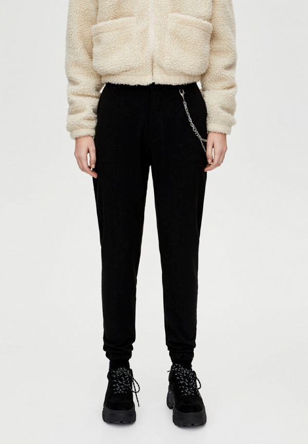 Брюки Pull&Bear Pull&Bear IX001XW0059N брюки irmi irmi mp002xg0025x