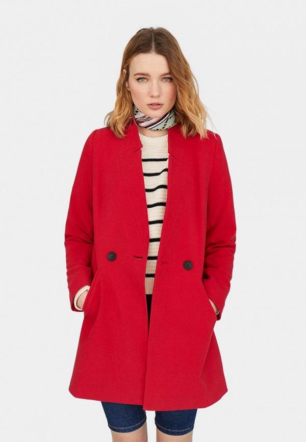 Двубортные пальто Stradivarius