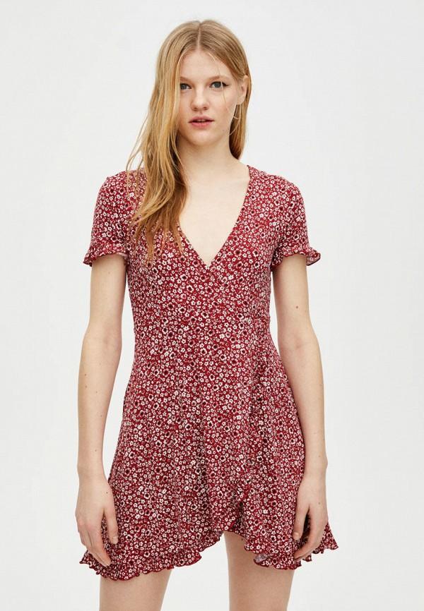 Фото - Платье Pull&Bear Pull&Bear IX001XW005V8 удочка зимняя swd ice bear 60 см