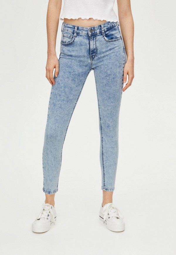Узкие джинсы Pull&Bear