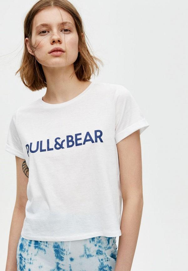 Фото - Футболка Pull&Bear Pull&Bear IX001XW007DL удочка зимняя swd ice bear 60 см