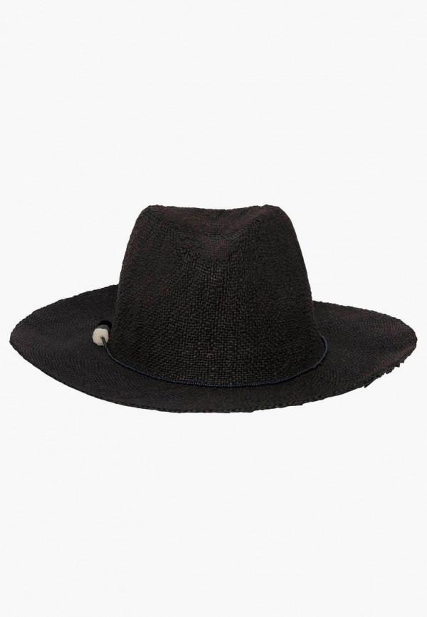 женская шляпа oysho, черная