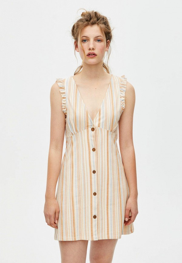 Фото - Платье Pull&Bear Pull&Bear IX001XW007TT удочка зимняя swd ice bear 60 см