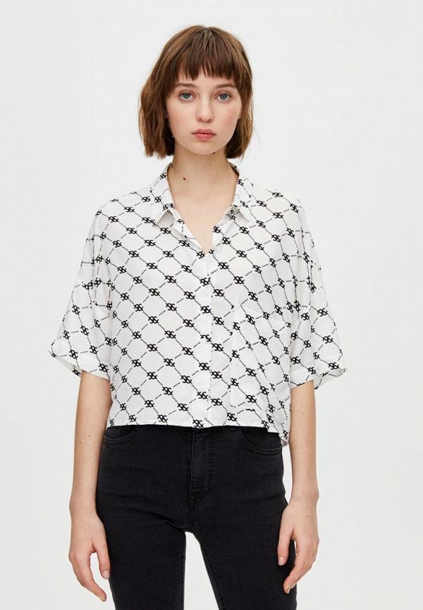 Блузы с коротким рукавом Pull&Bear