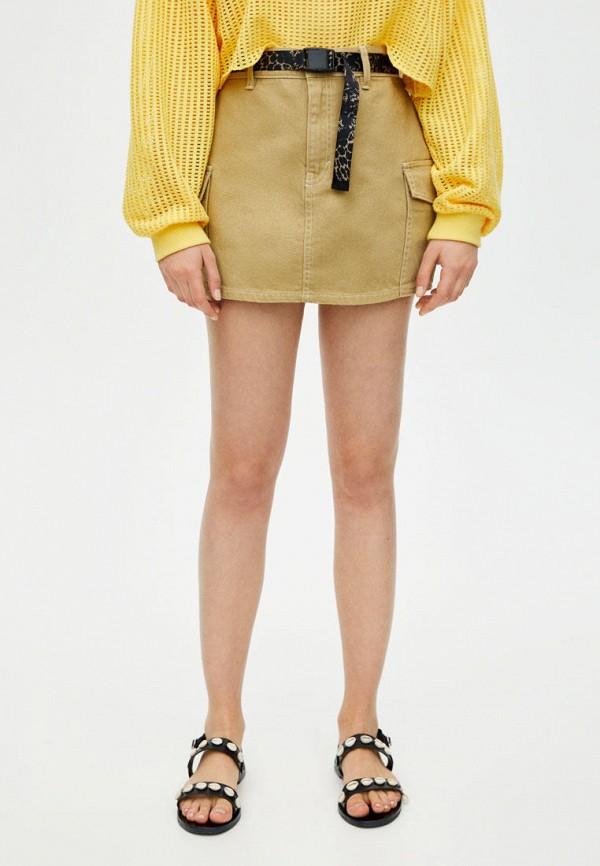 Юбка джинсовая Pull&Bear