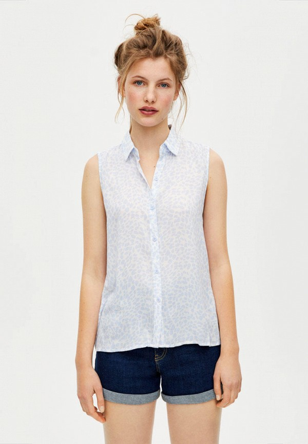 Блуза Pull&Bear Pull&Bear IX001XW007X4 удочка зимняя swd ice bear 60 см