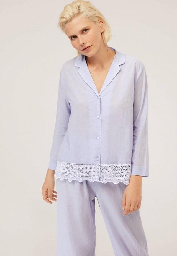 Рубашка домашняя Oysho Oysho IX001XW008MO showroom dummies домашняя утварь