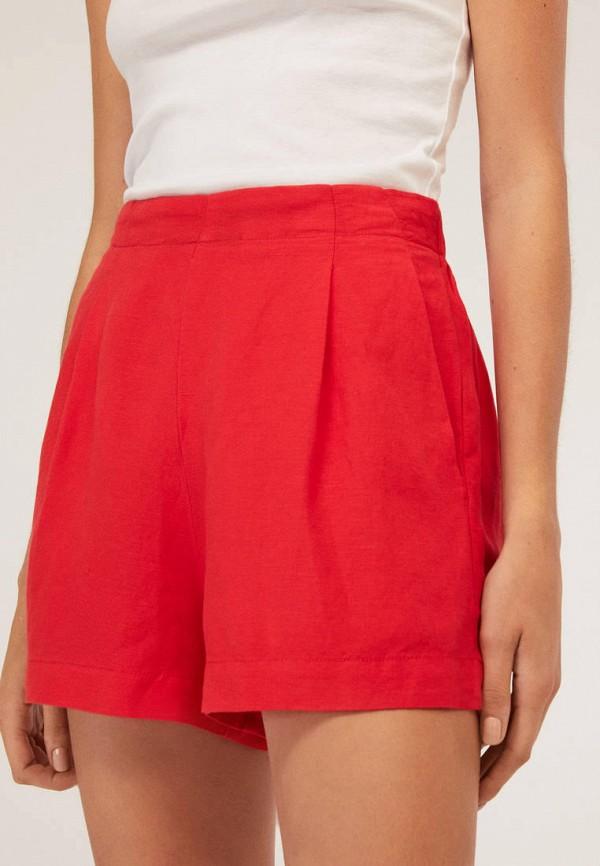 Фото - Женские шорты Oysho красного цвета