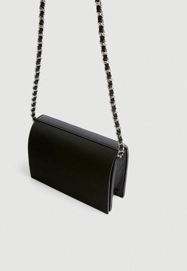 Фото 3 - Сумку Pull&Bear черного цвета