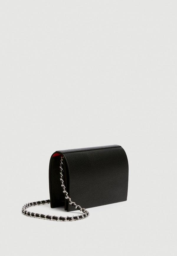 Фото 4 - Сумку Pull&Bear черного цвета