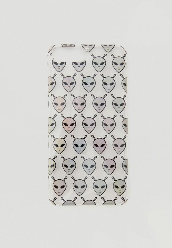 лучшая цена Чехол для iPhone Pull&Bear Pull&Bear IX001XW00B36