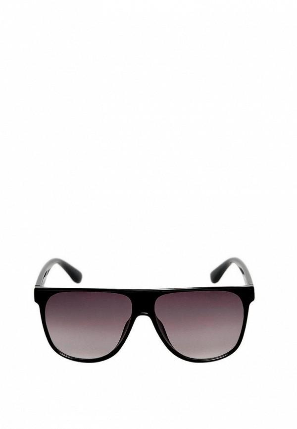 женские солнцезащитные очки stradivarius, черные