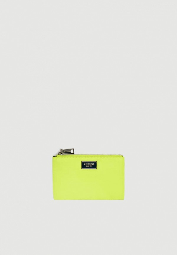 женский кошелёк pull & bear, желтый