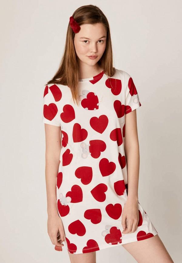 Платье домашнее Oysho Oysho IX001XW00GY1 платье oysho oysho ix001xw00d6z