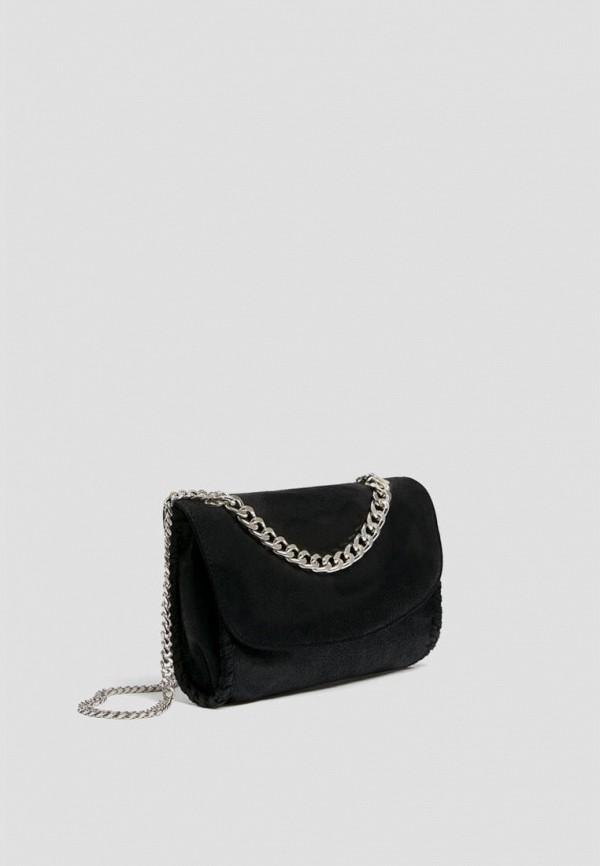 Сумка Pull&Bear цвет черный  Фото 2