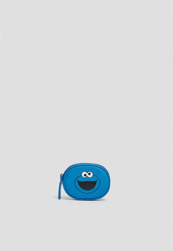 женский кошелёк pull & bear, синий
