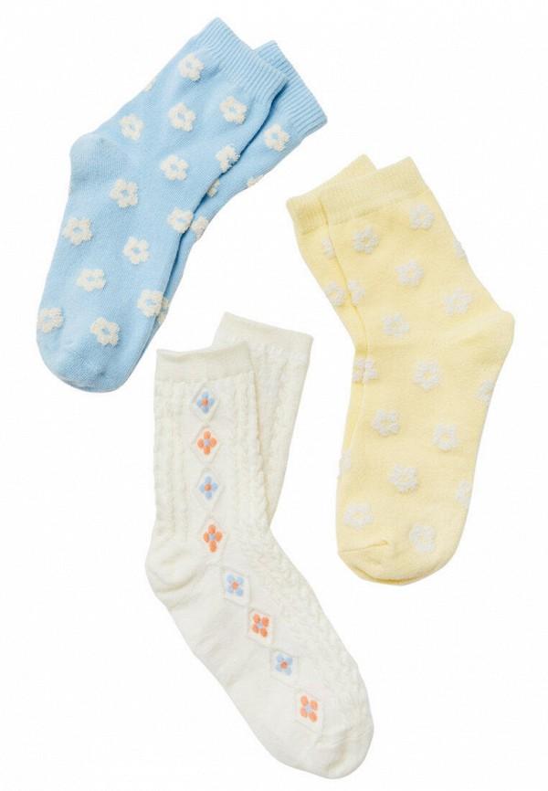 женские носки stradivarius, разноцветные