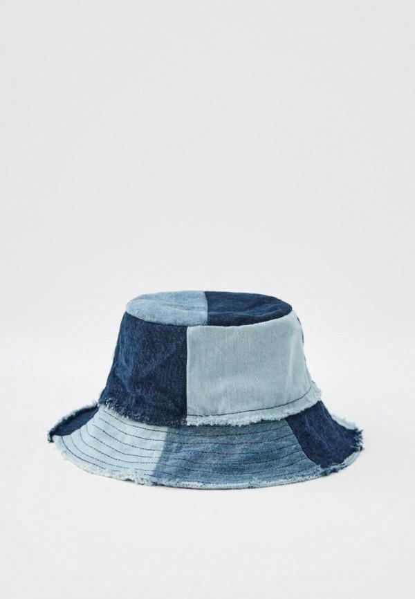 женская панама pull & bear, синяя