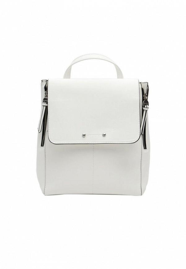 женский рюкзак stradivarius, белый