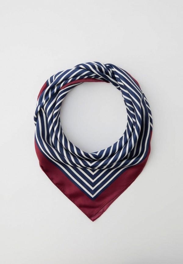 женский платок pull & bear, синий