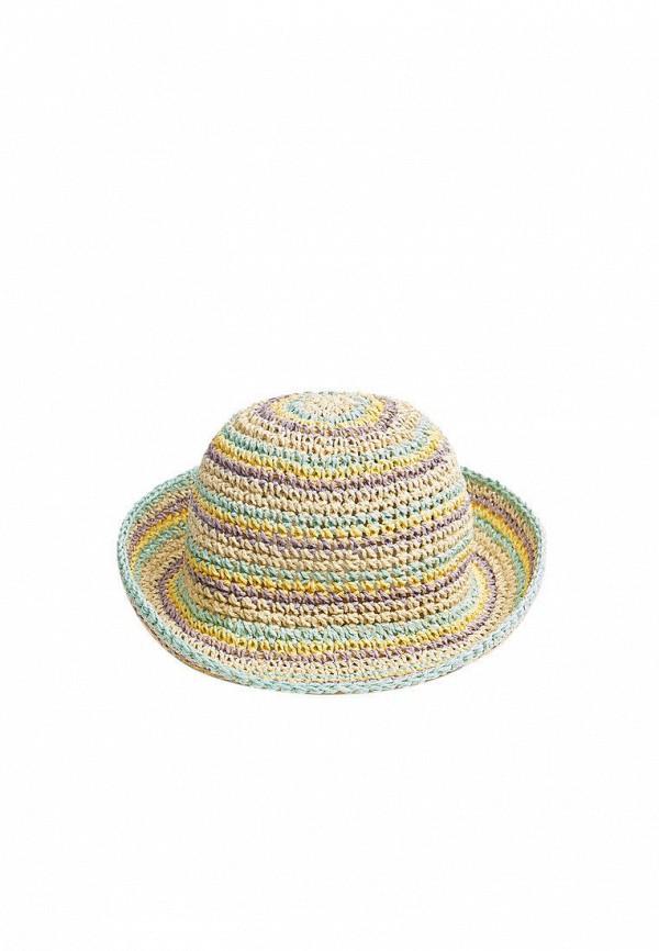 женская шляпа stradivarius, бежевая