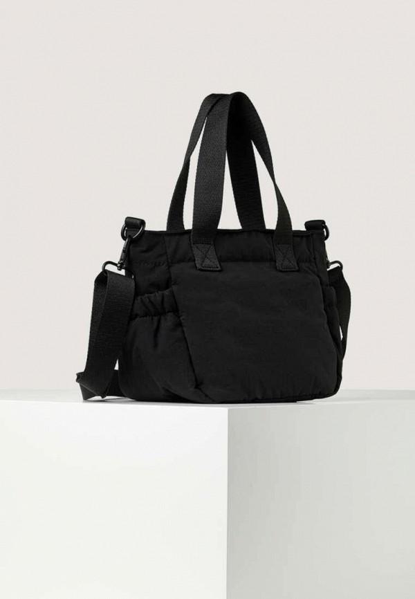 женская дорожные сумка oysho, черная