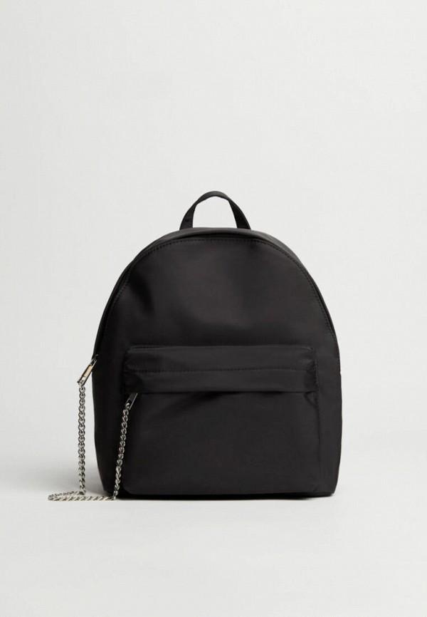 женский рюкзак bershka, черный