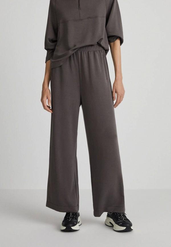 женские спортивные брюки oysho, серые