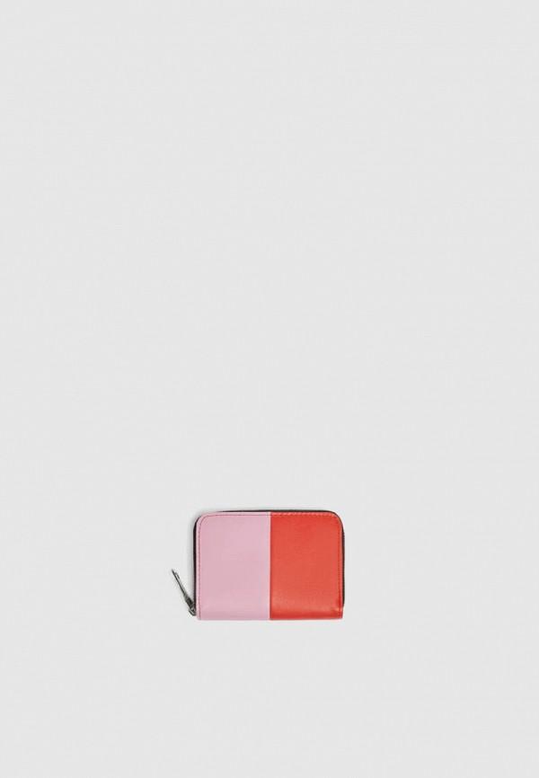 женский кошелёк pull & bear, разноцветный