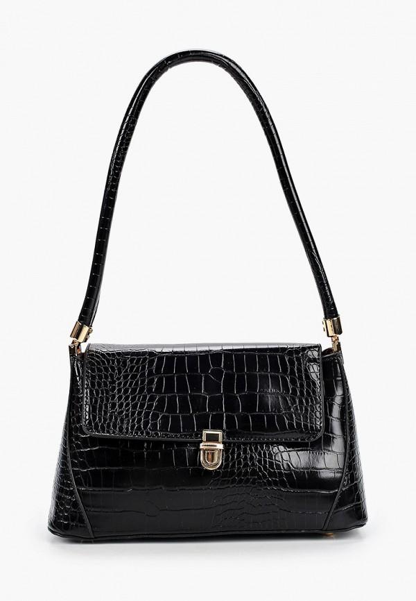 женская сумка izabella, черная