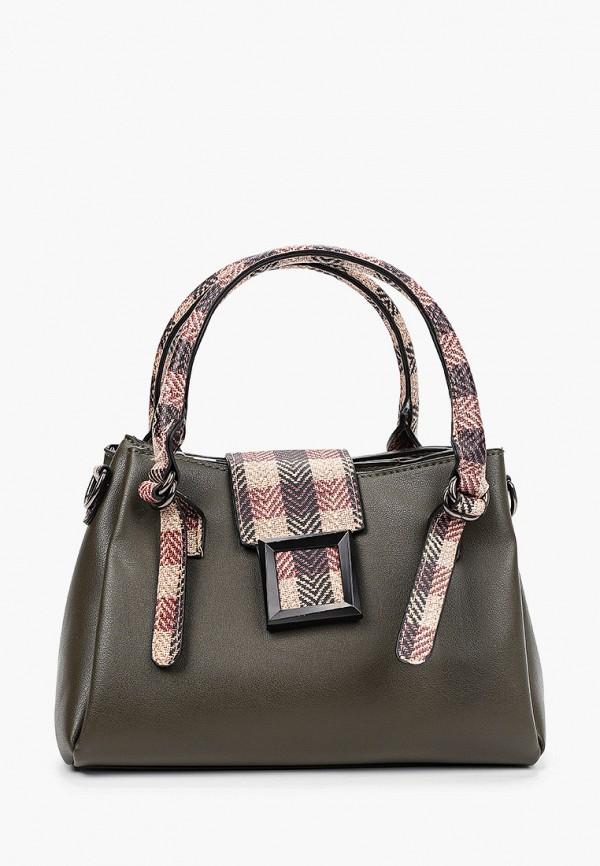 женская сумка izabella, хаки