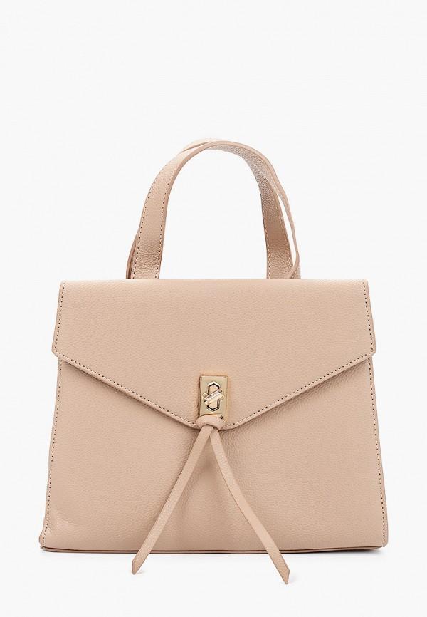 женская сумка izabella, бежевая