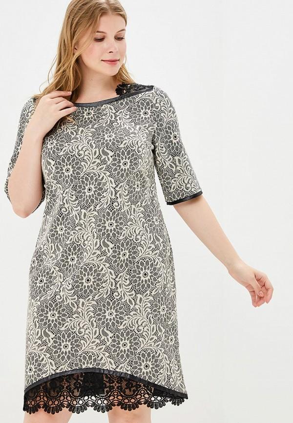 Платье Izabella Izabella IZ002EWBULG9