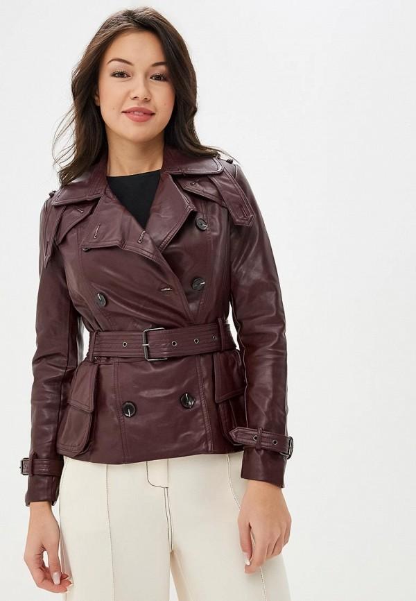 Куртка кожаная Izabella
