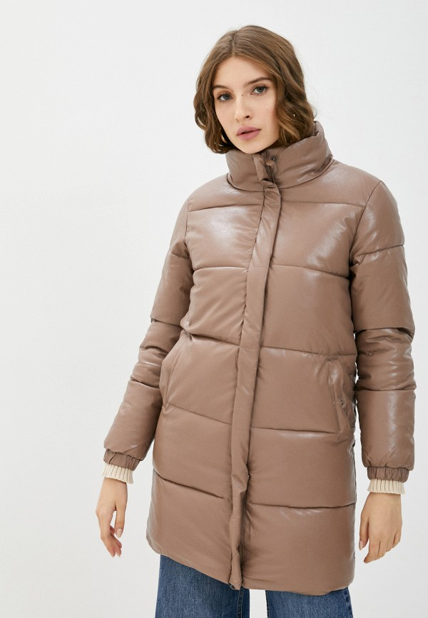 женская куртка izabella, бежевая
