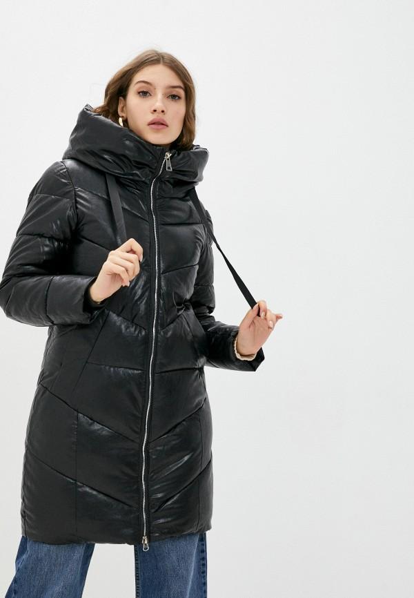 женская куртка izabella, черная