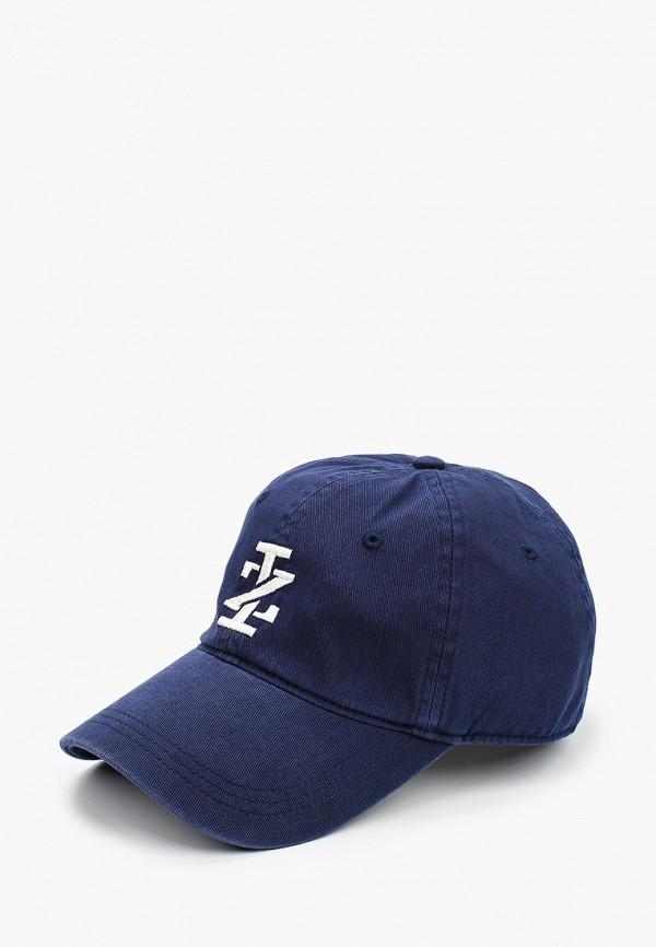 мужская бейсболка izod, синяя