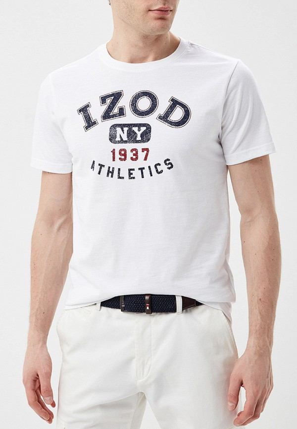 Футболка Izod Izod IZ003EMELEJ9 izod men s big