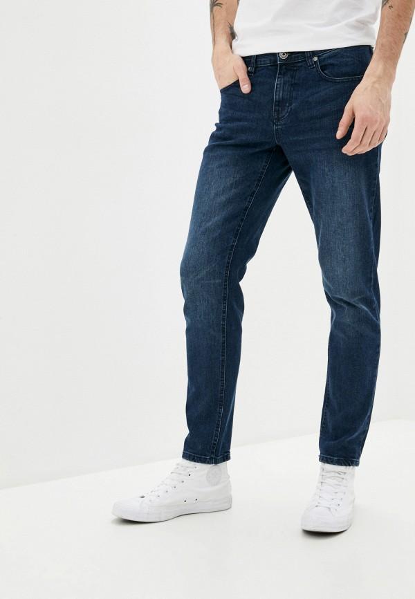 мужские прямые джинсы izod, синие