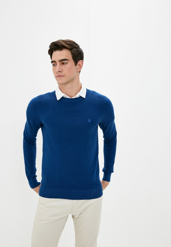 мужской джемпер izod, синий