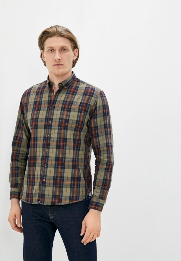 мужская рубашка с длинным рукавом jack's sportswear intl, хаки