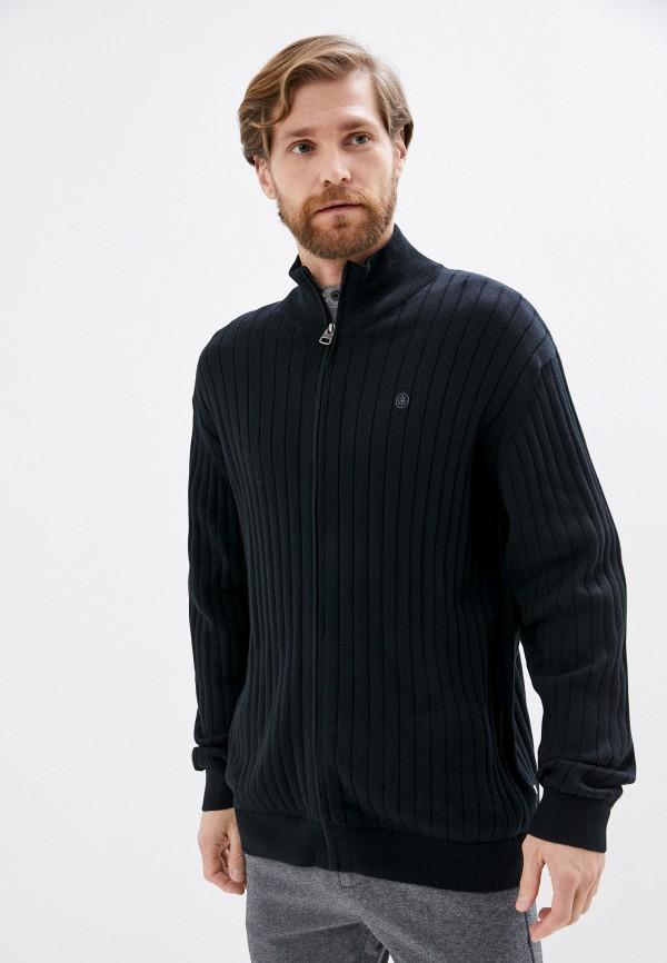 мужской кардиган jack's sportswear intl, черный