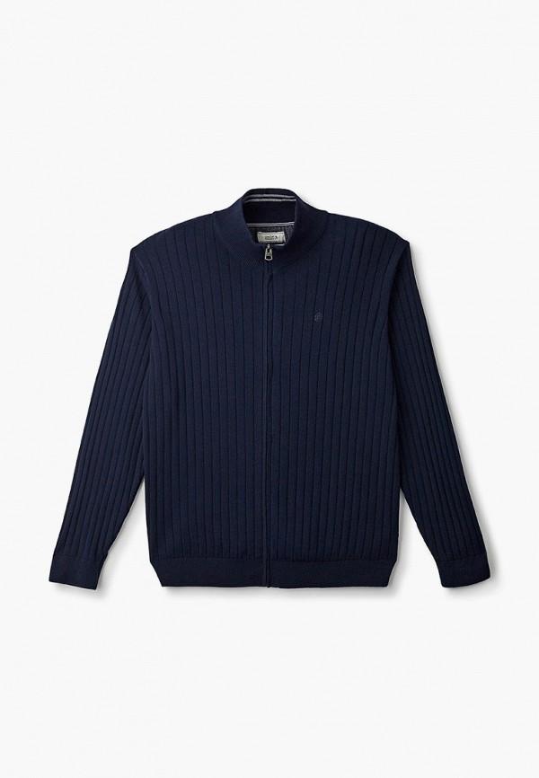 мужской кардиган jack's sportswear intl, синий