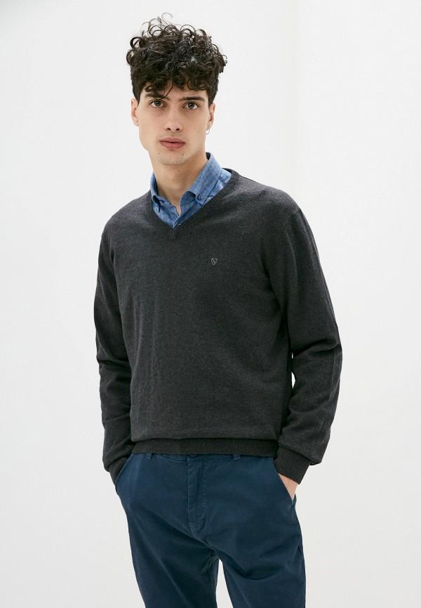 мужской пуловер jack's sportswear intl, серый