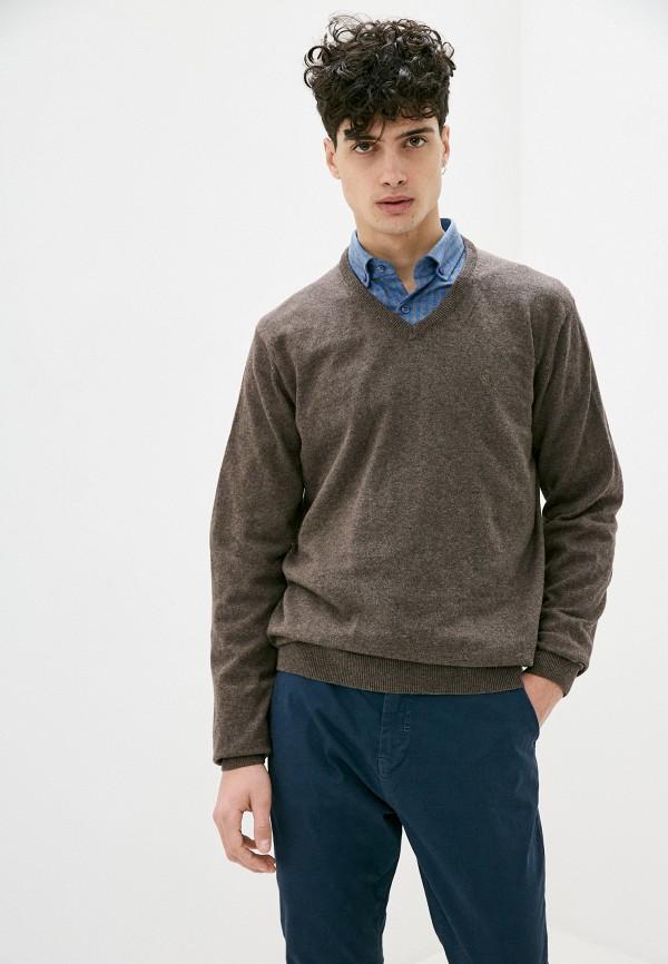 мужской пуловер jack's sportswear intl, коричневый
