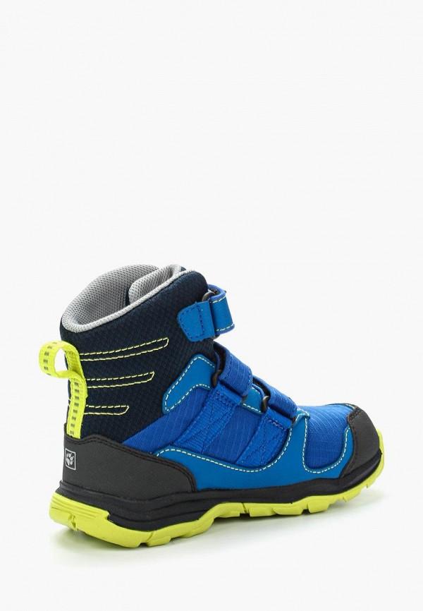 Ботинки для мальчика трекинговые Jack Wolfskin 4026451-1615 Фото 2