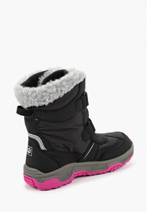 Ботинки для девочки Jack Wolfskin 4012013-6000 Фото 2